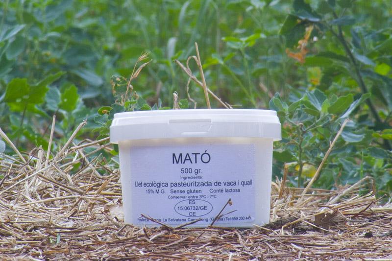 Mato Productes ecologics de La Selvatana